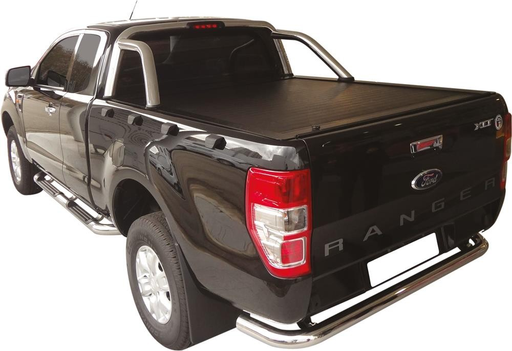 ROLL TOP COVER Modèle Classic Spécial Roll Bar d'origine Ford Ranger 2012+ SUPER CAB